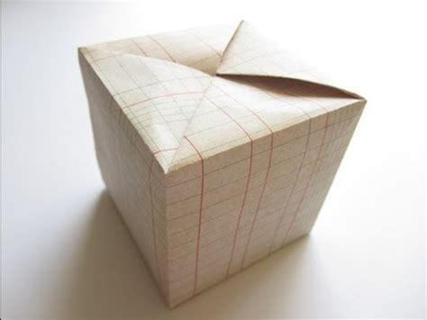 Origami Seamless Cube - origami fujimoto cube