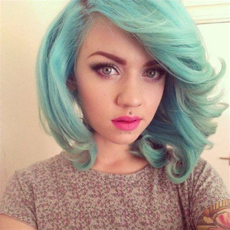 aqua hair color aqua hair colour mermaid hair
