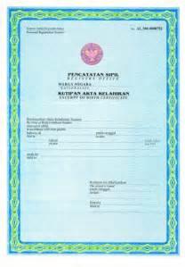 akta kelahiran forum rt 003 rw 014 kelurahan palmerah kecamatan