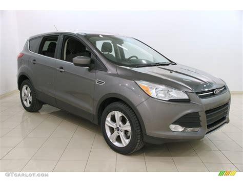 2014 Ford Escape Se by 2014 Sterling Gray Ford Escape Se 1 6l Ecoboost 119281431