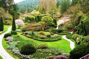 Pictures Of A Garden Butchart Gardens Sunken Garden Bigskyartisans S Blog