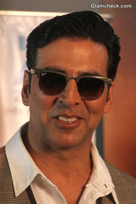 Akshay Kumar Hairstyle by Akshay Kumar Hairstyle In Hair Is Our Crown