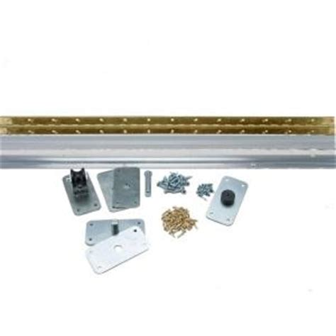 Closet Door Hardware Home Depot Invisidoor Bi Fold Closet Door Hardware Kit Id Bfhardwarekit The Home Depot