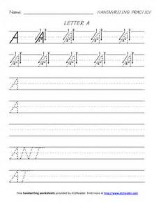 16 best images of handwriting without tears worksheets d