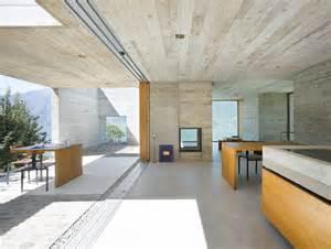 Interior Design For New Construction Homes New Concrete House By Wespi De Meuron Architekten 5 Homedsgn