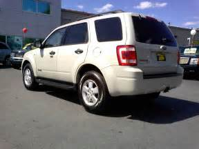 towing capacity ford escape v6 autos post