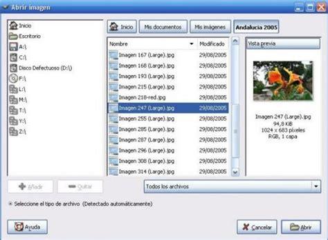 imagenes vectoriales gimp gimp editor de im 225 genes libre empresa y econom 237 a