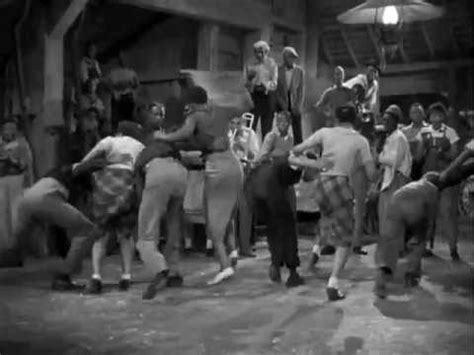 swing dance rhythm lindy hop scene a day at the races 1937 its a