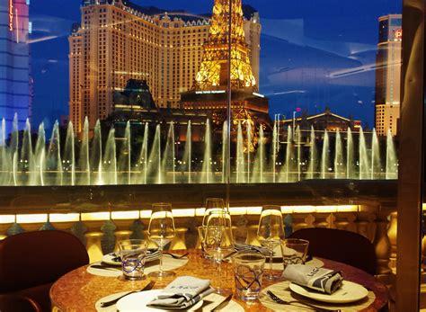 best restaurants bellagio best restaurants with a view in las vegas