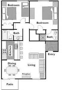 2 Bedroom 2 Bath Condo Floor Plans | beautiful condo floor plans 2 bedroom with mammoth 2