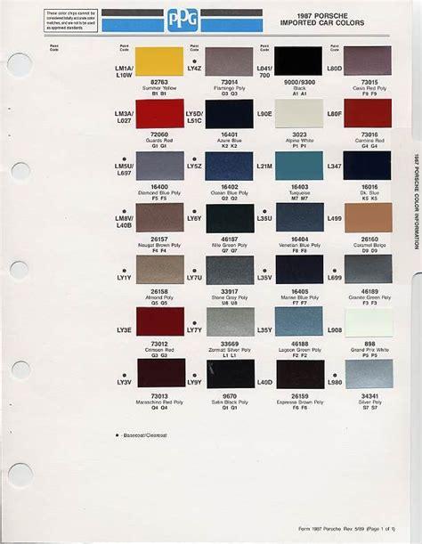 ppg auto paint colors auto paint codes auto paint colors codes