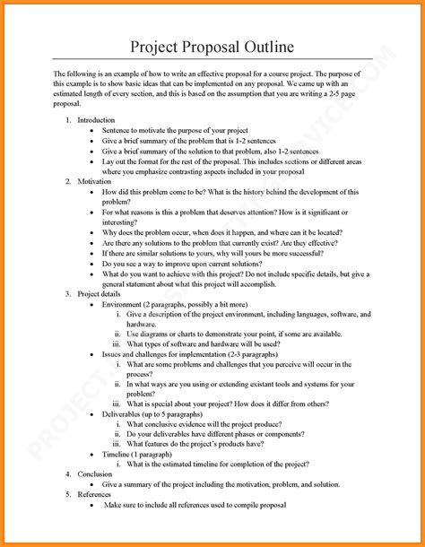 8 engineering project proposal exle mystock clerk