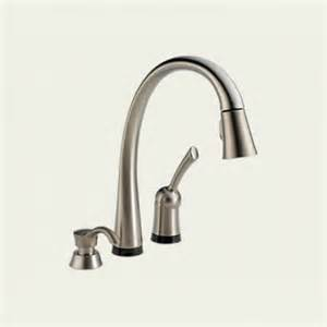 touch faucets for kitchen delta touch faucet