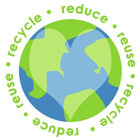 Recycle With Style by Reduce Reuse Recycle Earth Png Transparent Reduce Reuse