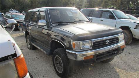 1995 Toyota 4runner Accessories 1995 Toyota 4runner Engine Accessories Throttle