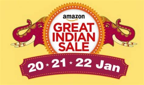 amazon indo amazon india great indian sale day 1 deals and amazon