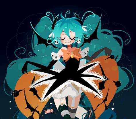 imagenes halloween tumblr hatsune miku halloween tumblr