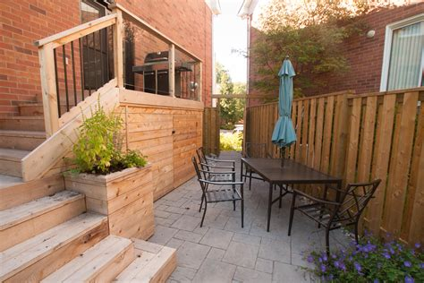 small backyard deck small backyard deck patio idea hobsonlandscapes com