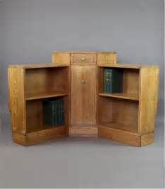 heals oak corner bookcase c1930 s antiques atlas
