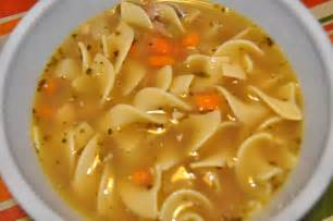 home made chicken soup how to make chicken noodle soup suz daily