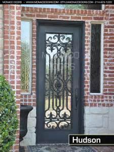 Iron Gate Front Door Iron Front Doors Iron Gates Monaco Doors