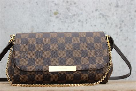 Lv Favorite Pm Ebene louis vuitton damier ebene favorite pm bag
