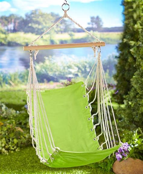 swing carry new kids child youth hammock chair tree swing with carry