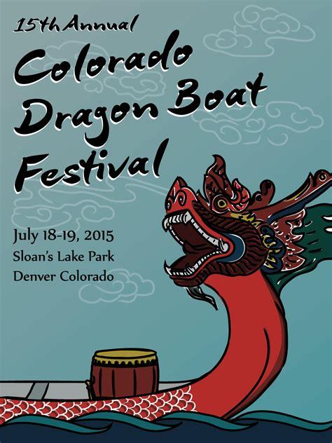 colorado dragon boat festival posters charly bratt