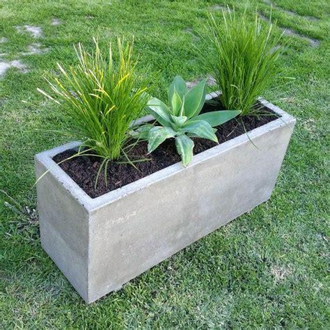 large concrete planter 17 best ideas about large concrete planters on pinterest