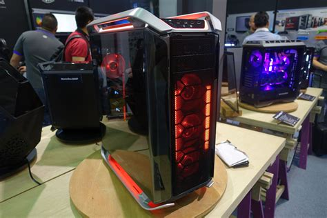 Water Dispenser Cosmos cooler master showcases the cosmos c700p on cosmos line s