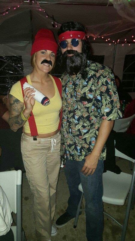 cheech  chong couples costume couples costumes