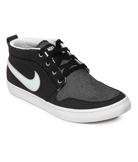 buy nike gray canvas casual shoes for snapdeal