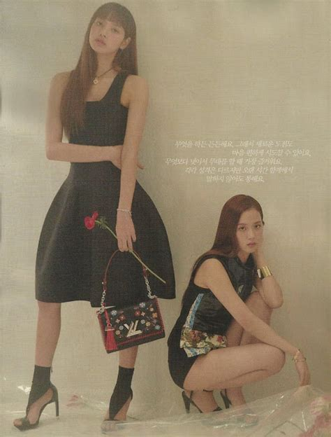 blackpink elle magazine blackpink girls are visual goddess for elle daily k pop