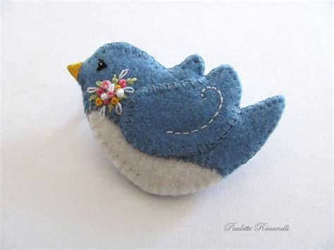 pattern felt bird ornament 484 best images about crochet bird patterns and material