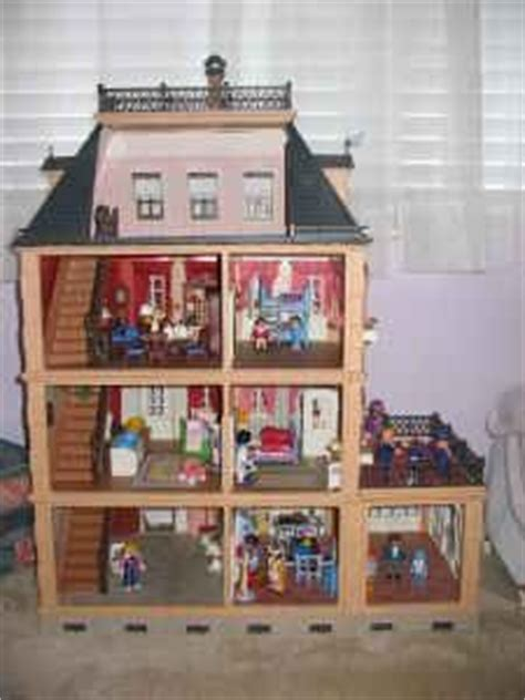 playmobil dolls house 1000 images about playmobil on pinterest suburban house doll houses and clear