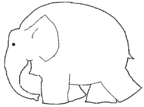 Elmer Coloring Elephant Page Elmer The Elephant Coloring Elmer Colouring Pages