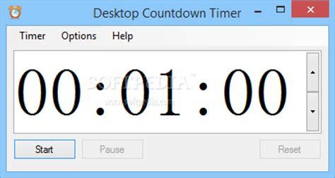 Desk Top Timer by Desktop Countdown Timer
