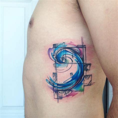 adrian tattoo fibonacci wave by adrian bascur tattoos tattoos