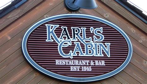 karl s cabin food pairing s brewing company