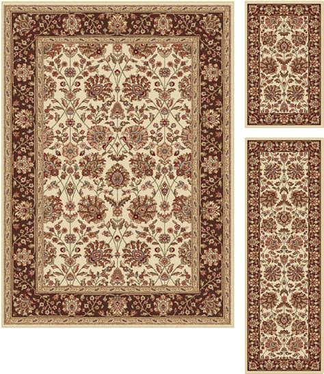 sears area rugs 5x7 tayse rugs elegance marietta 3 set