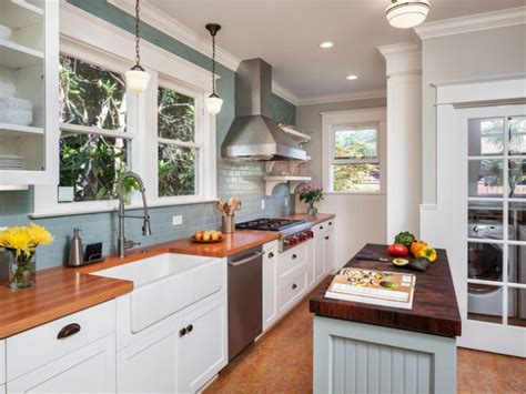 charming single wall kitchen designs  surely