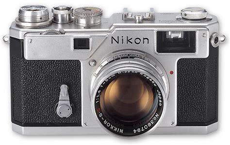 nikon rangefinder models s2 s4