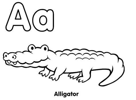imagenes en ingles para colorear los nombres de animales salvajes en ingles para escolares