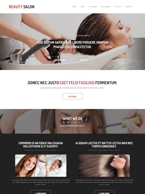 beauty salon website template 45839 beauty parlor website template beauty salon beauty