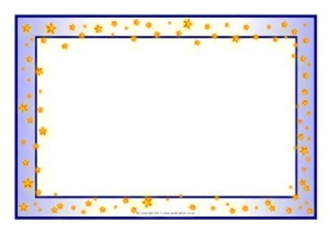 design a photo frame ks1 themed a4 page borders for kids editable writing frames