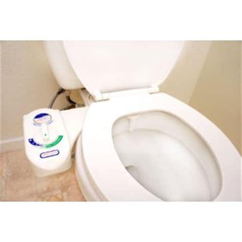 Water Spray Bidet Toilet Seat Attachment Fresh Water Spray Non Electric Mechanical Bidet Toilet