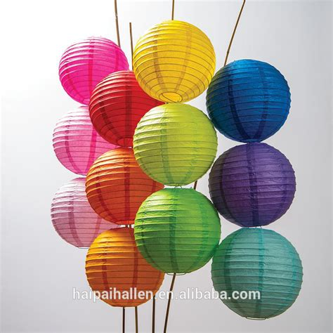 How To Make Paper Lantern Balls - light blue tissue paper honeycomb balls lantern wedding