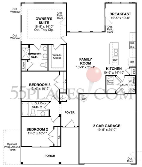 charleston homes floor plans charleston floorplan 1420 sq ft longacre village
