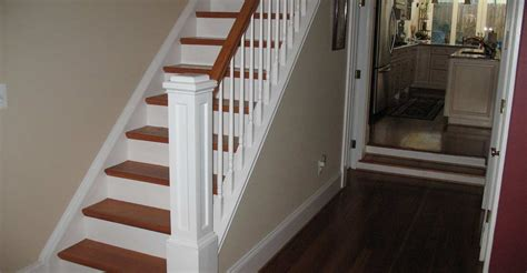 hardwood stairs pictures stairs your home solution marriottsville md