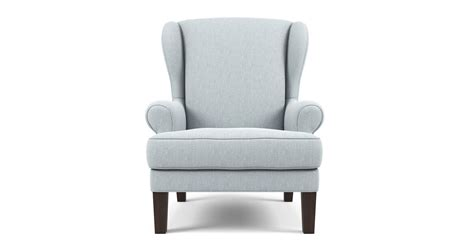 wing back armchairs robert wing back armchair